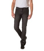 Jv Slim ns pants slim fit stretch denim black