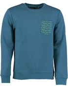 onsWhistler pocket crew neck sweat