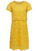 konAmaze s/s o-neck dress