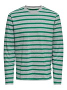 onsNeal striped crew neck