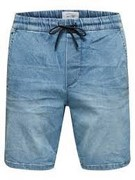 onsRod shorts wash lightblue pk 3326