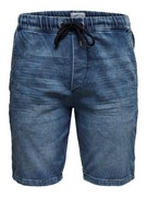onsRod shorts wash blue pk 2455