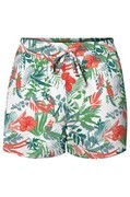 vmSimply easy nw shorts aop tanna