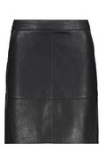 onlLisa faux leather short skirt