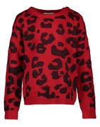 Kids leopard knit