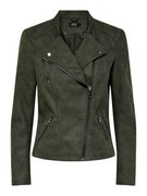 onlAva faux leather biker otw noos w20