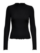 onlEmma l/s high neck top noos w20