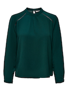 onlNew Mallory l/s blouse solid
