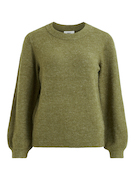 objEve ls knit pullover noos w20