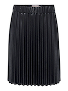 konBabita-dionne faux leather skirt