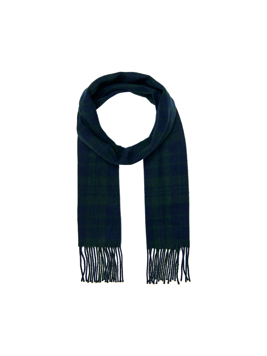 onsCase check scarf