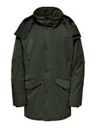 onsTempest technical warm parka