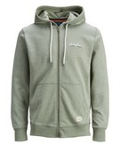 jorTons sweat zip hood noos