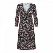 Dr143 Veerle dress minimal flower