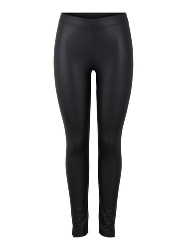 pcNew shiny mw slit leggings